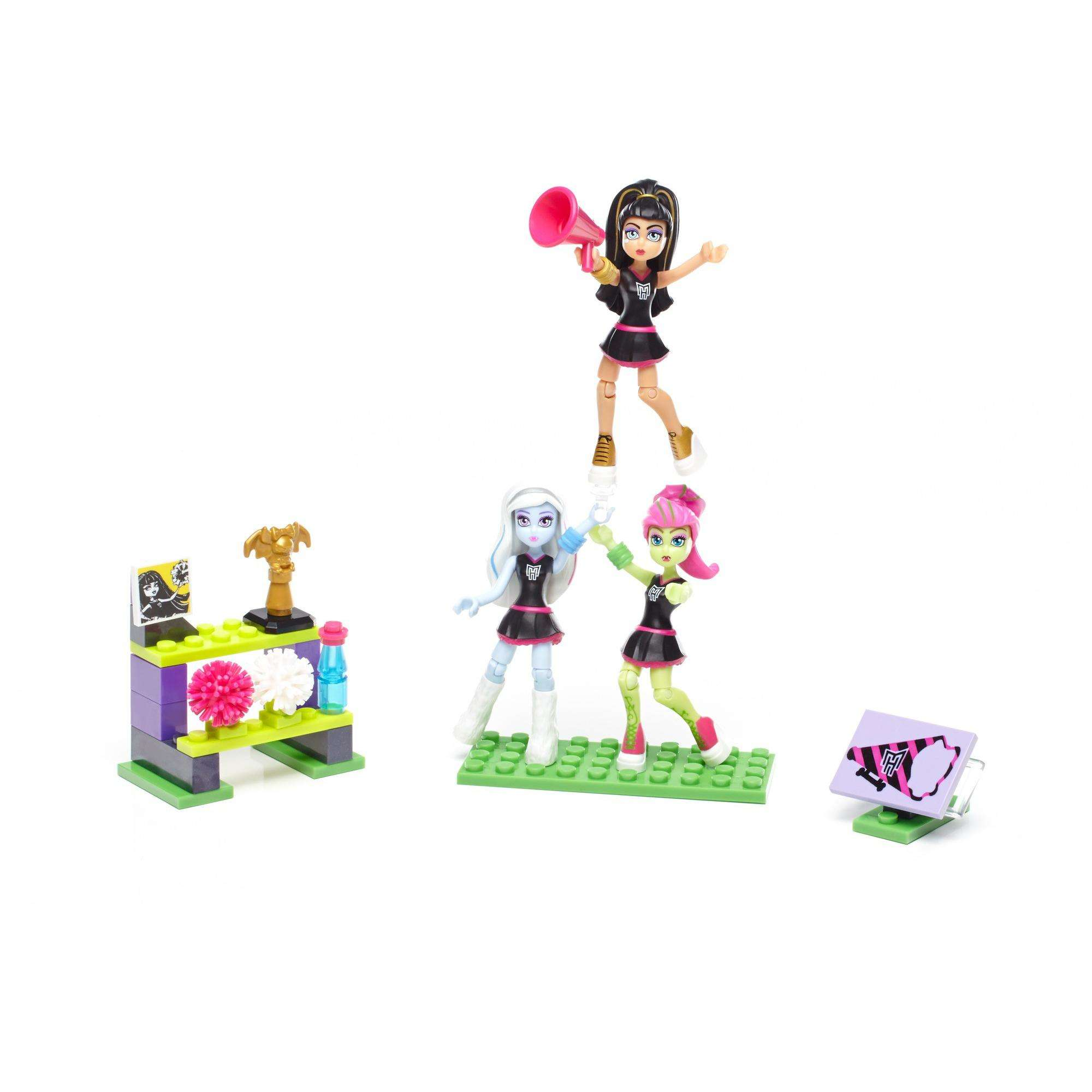 Mega Construx Monster High Figure Pack by Mega Brands, Inc.