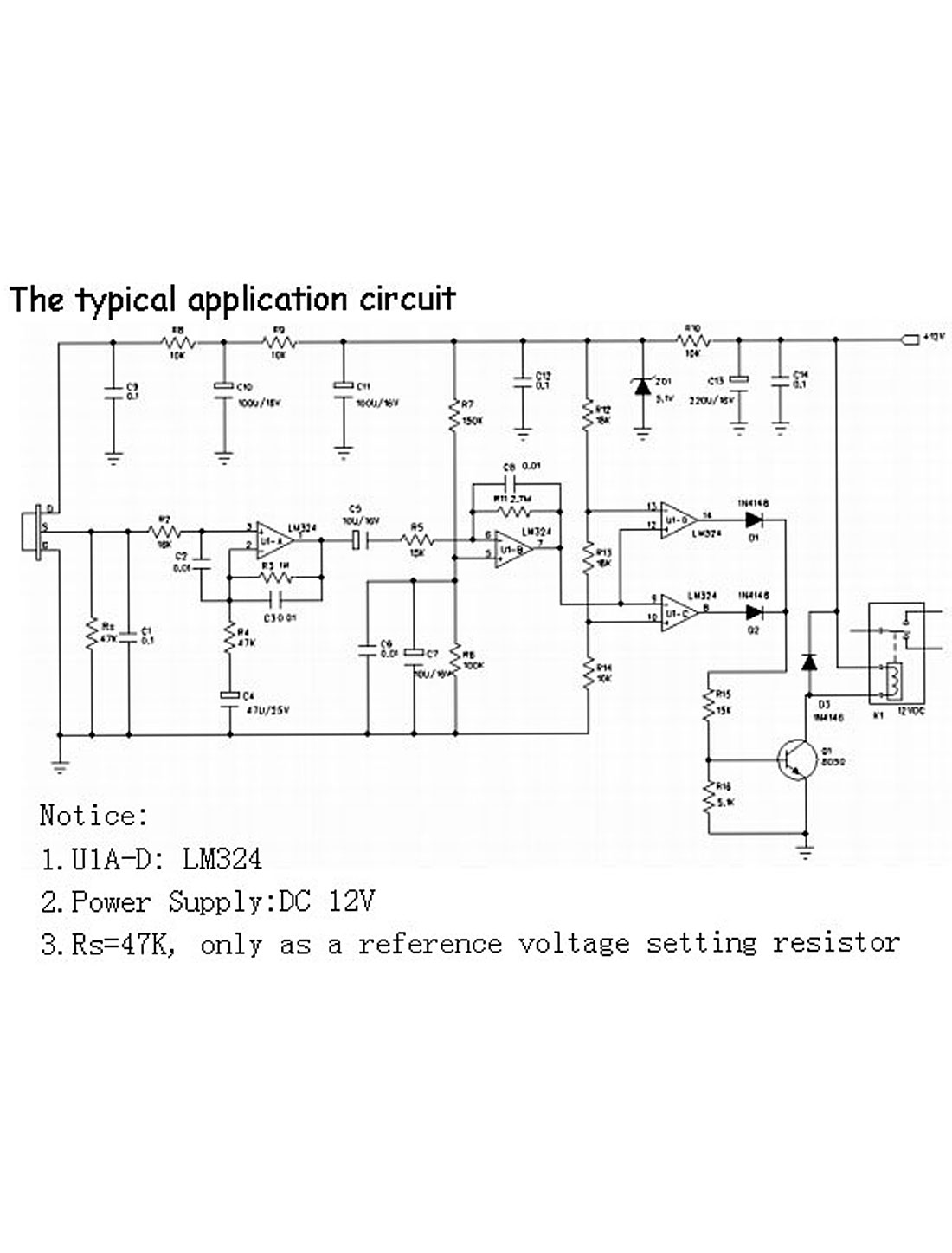 2 Pcs D204b Pyroelectric Infrared Radial Pir Motion Sensor Detector Circuit Diagram Further