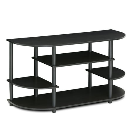 Tv Stand Simple Designs : Furinno jaya simple design no tool tv stand multiple colors