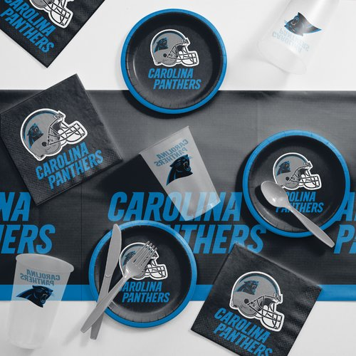 Carolina Panthers Tailgating Kit