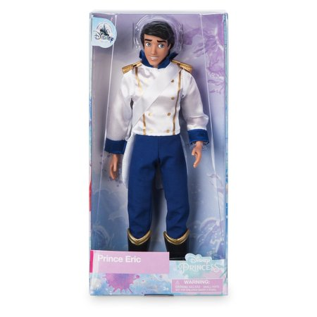 Disney Princess Classic Doll Prince Eric New with Box