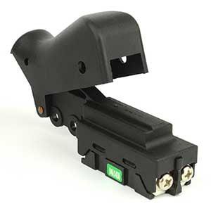 Superior Electric SW38D Aftermarket Trigger Switch Eaton Style Overhang rep Dewalt 153609-00 1/pk SW38D
