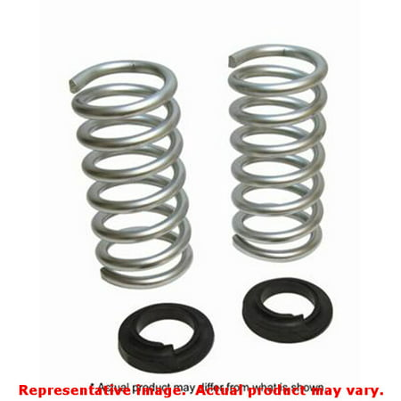 2000 Sprint Lowering Springs (Belltech 23458 Lowering Springs, Powdercoated)