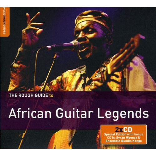 Rough Guide To African Guitar Legends / Various