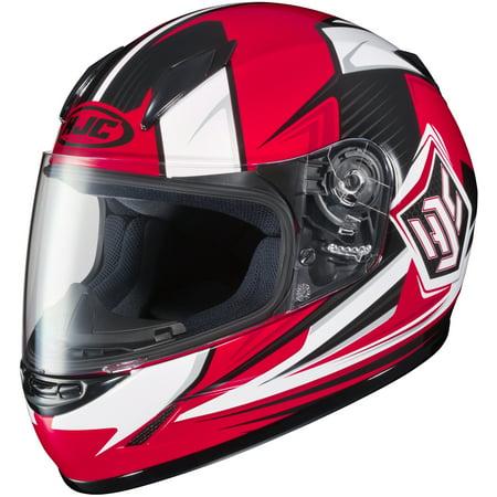 - HJC CL-Y Striker Youth Helmet Red (MC-1) (Red, Small)