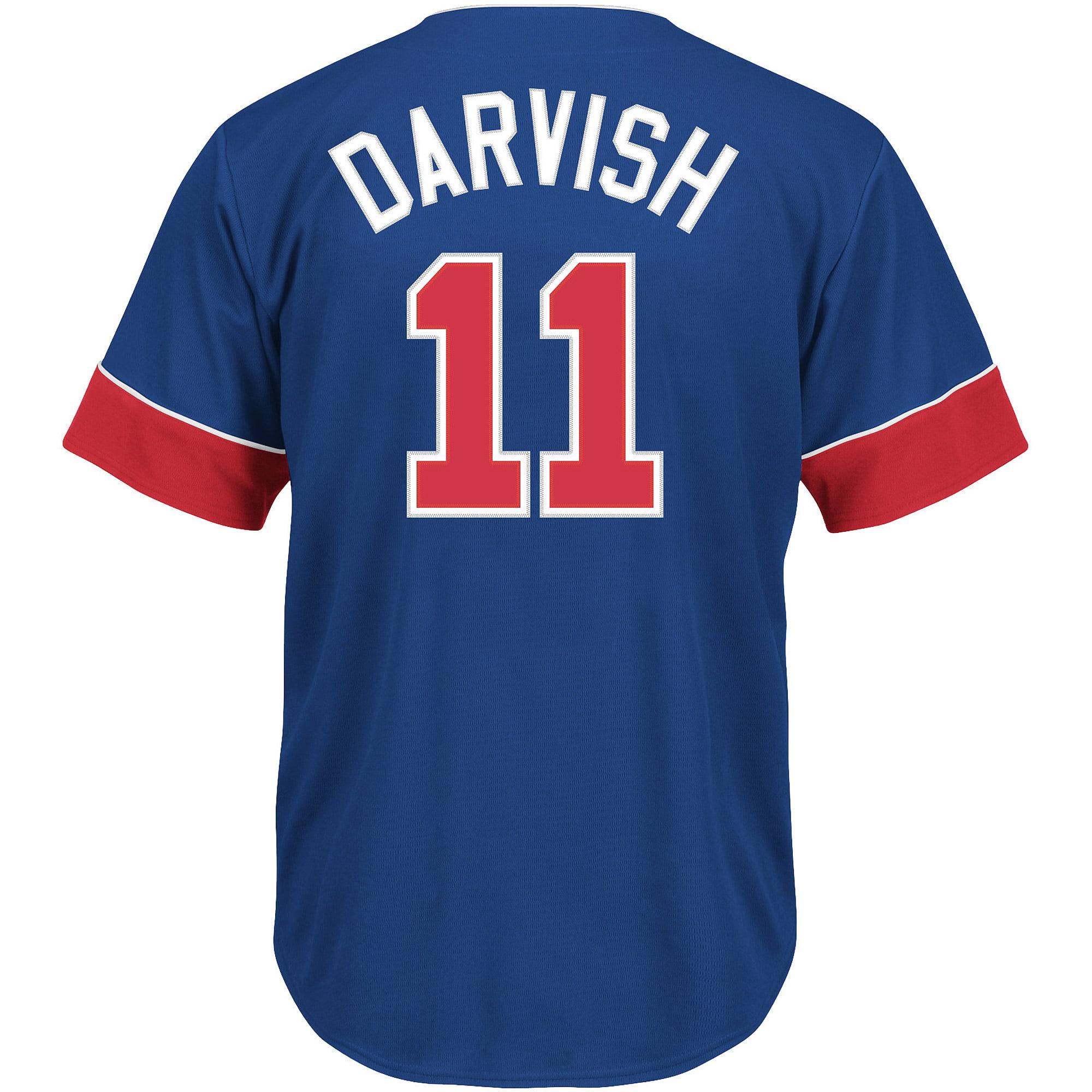 MLB Men's Texas Rangers Player Jersey