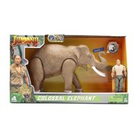 Jumanji - Colossal Elephant With Figure