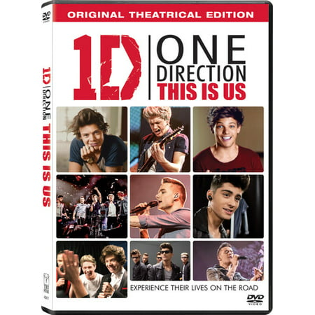 One Direction  This Is Us  Dvd   Digital Hd