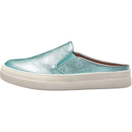 Aqua Chuck Taylors (NINA Girls' gail Sneaker, Aqua, 1 M US Little)