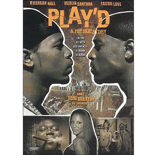 Play'd: A Hip Hop Story (Widescreen)
