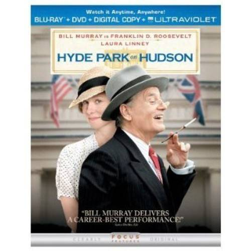 Hyde Park On Hudson (Blu-ray + DVD + UltraViolet) (With INSTAWATCH) (Widescreen)