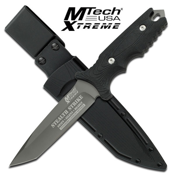 MTech USA Fixed Blade Knife