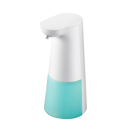 Fashionhome Automatic Touchless Mini Soap Dispenser Non-contact Induction Foaming Soap Dispensing Device Machine - image 2 of 8