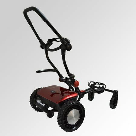 Caddytrek Ct2000r2 Red Remote Controlled Golf Bag Cart Caddy
