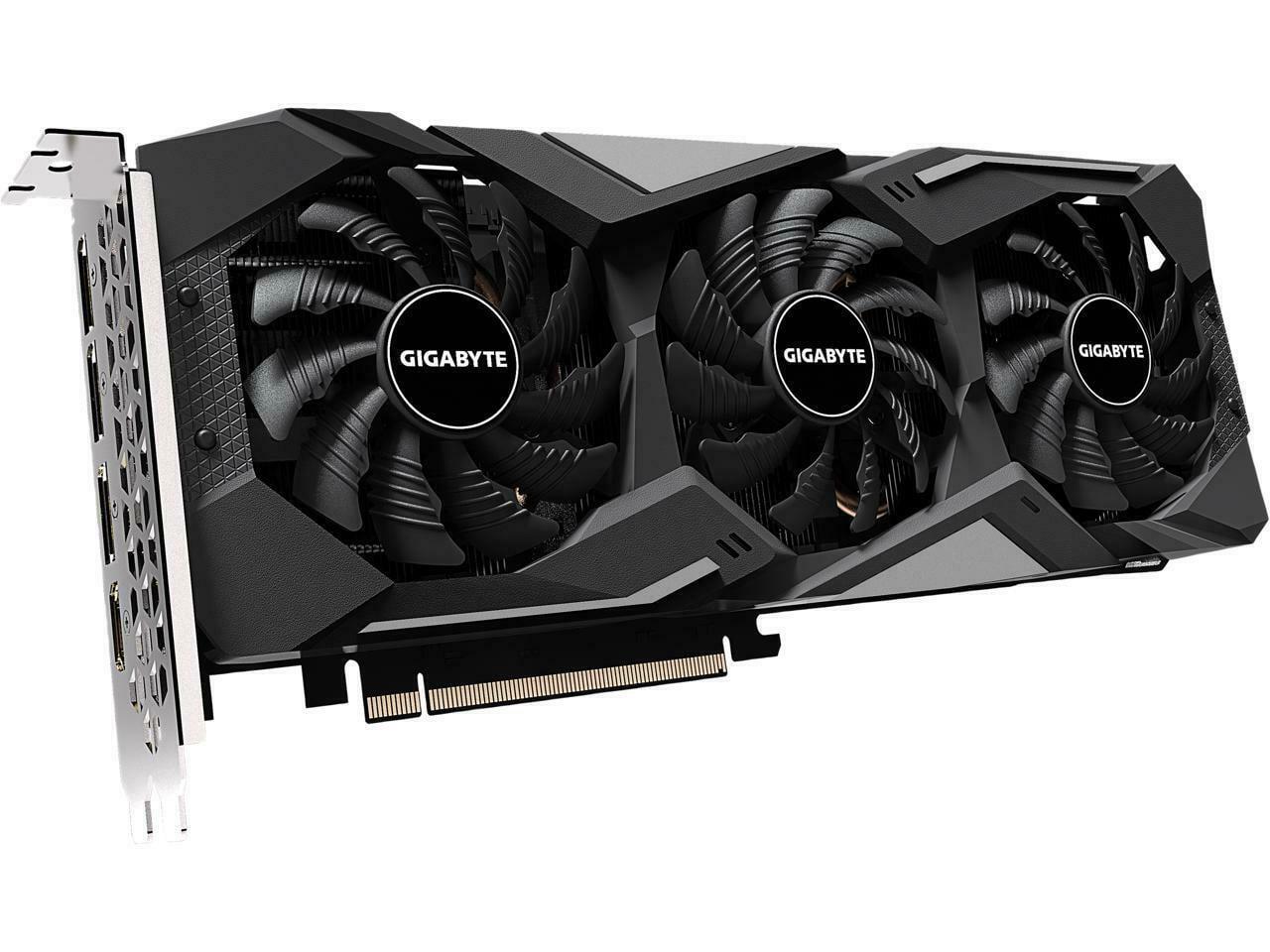 Gigabyte 2018 Newest Radeon RX 570 DirectX 12 GV-RX57OGAMING-4GD 4GB 256-Bit GDDR5 PCI Express 3.0 x16 CrossFireX Support ATX Video Card