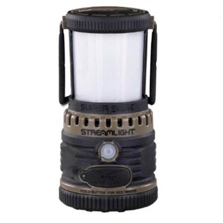 Streamlight SG44945 Yellow Super Siege 120V Combo Lantern - image 2 de 2