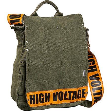 d2d082d6669 Ducti 10308OE High Voltage Utility Messenger Bag - Walmart.com
