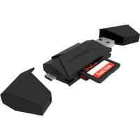 2SLOT MICRO USB CARD READER