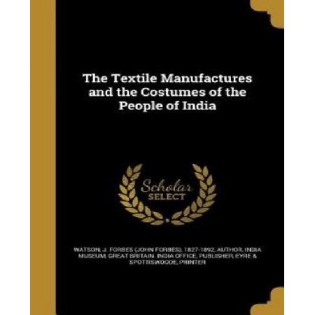 The Textile Manufactures and the Costumes of the People of India](Partner Costume)