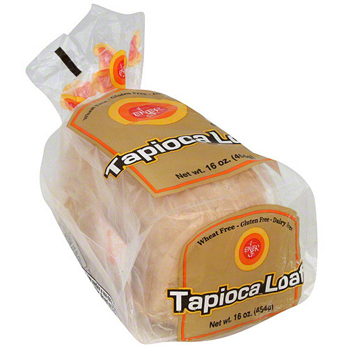 Ener-G Tapioca Loaf Bread, 16 oz (Pack of 6)