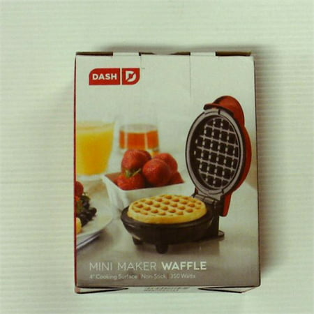Dash Mini Waffle Maker - Red