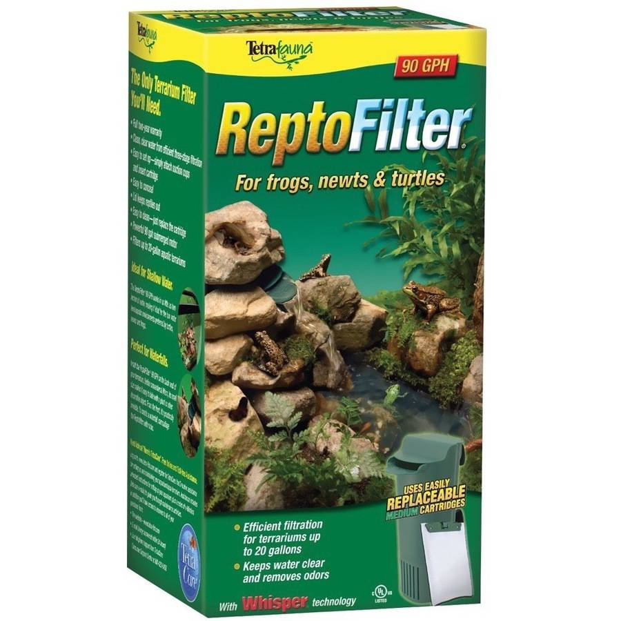 Tetra ReptoFilter for Frogs, Newts & Turtles