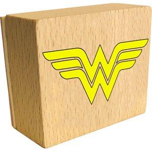 Rubber Stamp - DC Comics - Wonder Woman - Logo New rs-dc-0005