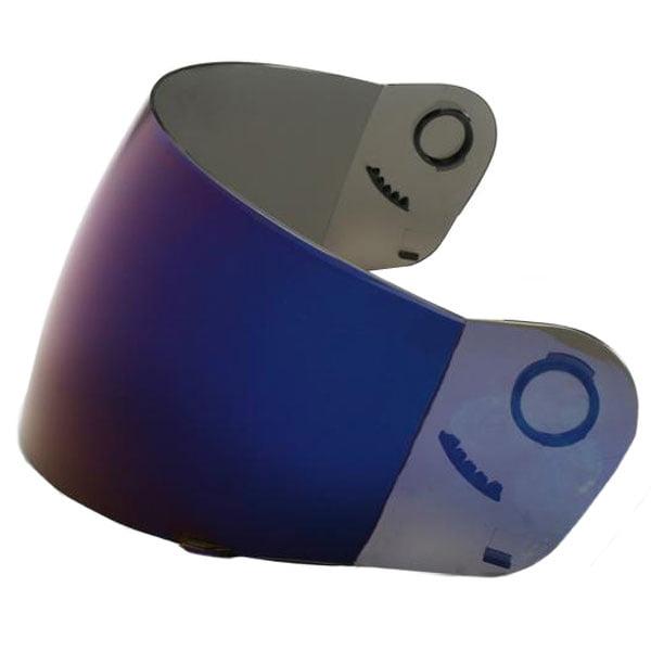 AFX FX-96 Replacement Shield Mirror Blue