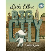 Little Elliot, Big City - eBook