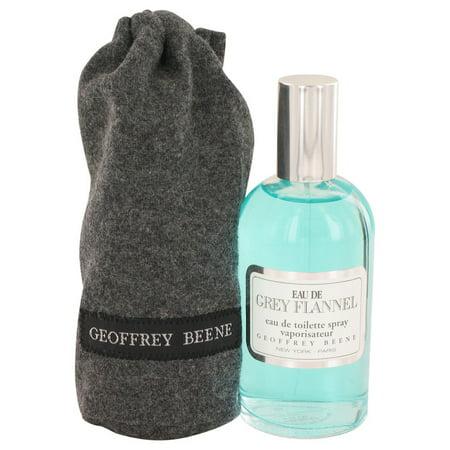 Geoffrey Beene EAU DE GREY FLANNEL Eau De Toilette Spray for Men 4
