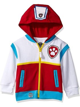 Paw Patrol Boys' Toddler Character Costume Hoodie (2T)