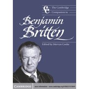 The Cambridge Companion to Benjamin Britten - eBook