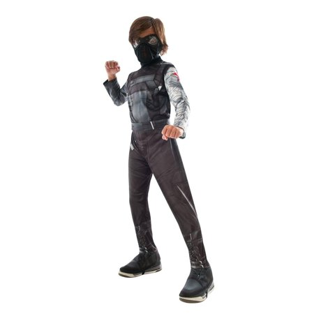 Captain America 3 Winter Soldier Costume Child (Winter Soldier Outfit)