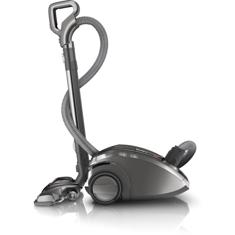 Quiet Vacuum Cleaner hoover quiet performance bagged canister vacuum, sh30050 - walmart