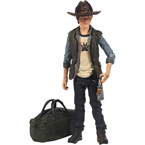 McFarlane Toys The Walking Dead TV Series 4 Carl Grimes Action Figure (Universal)