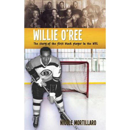 Willie O'Ree: The Story of the First Black Player in the NHL - Nhl Player Halloween