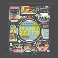 The Wondrous Workings of Planet Earth 2020 Wall Calendar (Other)