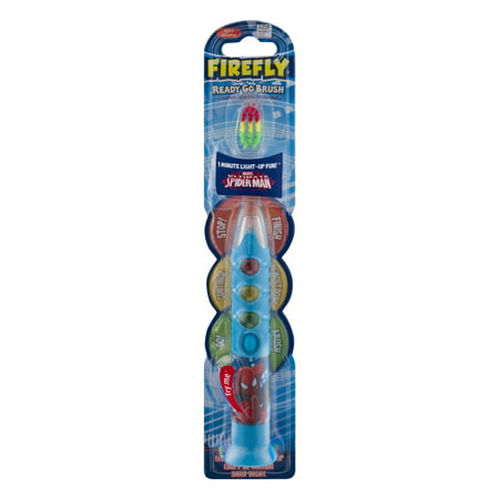 Firefly Ready Go Brush Marvel Ultimate Spider-Man Soft, 1.0 CT for $<!---->