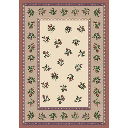 Milliken Signature Francesca Light Rose Area Rug
