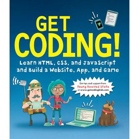 Get Coding! : Learn Html, CSS & JavaScript & Build a Website, App & (Best Racing Games On App Store)