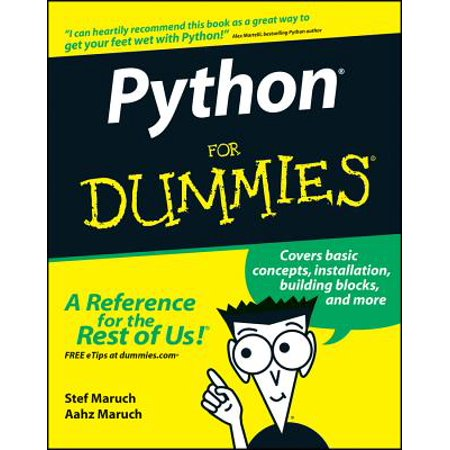 Python for Dummies (Best Distro For Python Development)