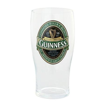 Guinness Beer Glasses - Guinness Ireland Pint Glass