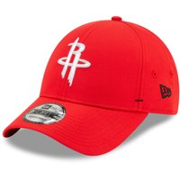 Houston Rockets New Era Featherweight Dash 9FORTY Adjustable Hat - Red - OSFA