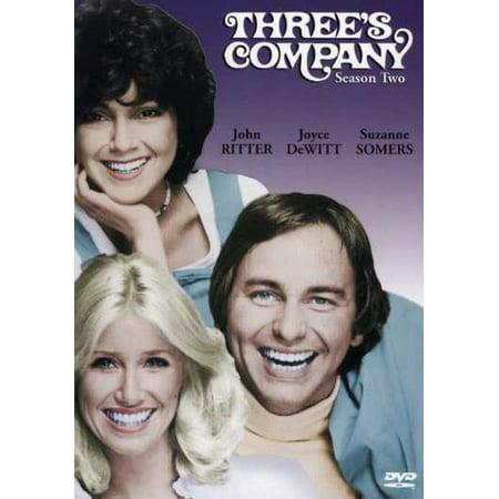 Three's Company: Season Two (DVD) - Three's Company Halloween Episode