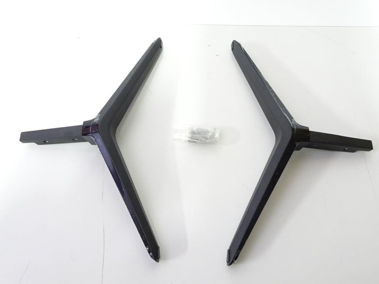 New Vizio E70-C3 Stand Legs W//Screws