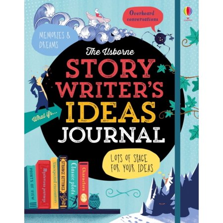STORY WRITERS IDEAS NOTEBOOK