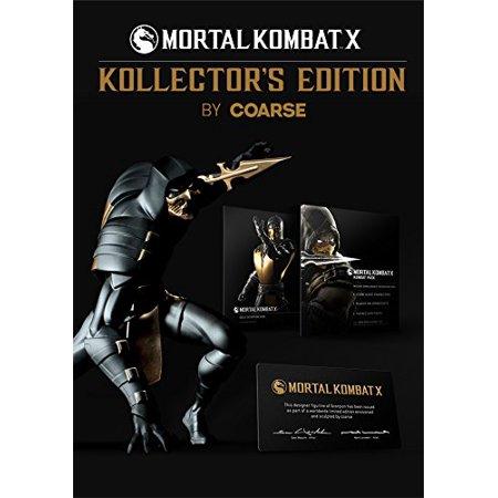 Mortal Kombat X: Kollector's Edition - Xbox One ()