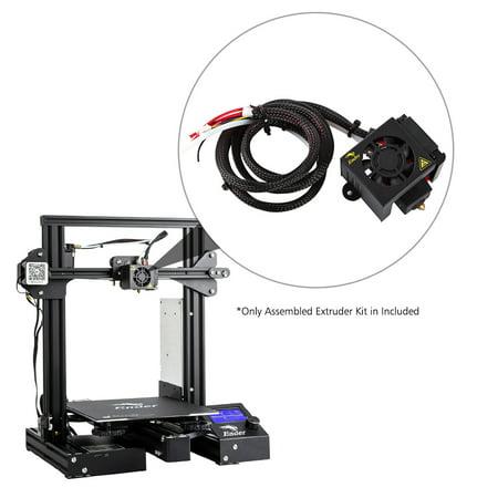 Creality 3D Ender-3 Official Full Assembled Extruder Kit 3D Printer Parts Accessories for / Ender-3s/ Ender-3 Pro 3D Printer - image 5 of 7