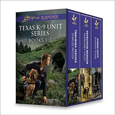Texas K-9 Unit Series Books 1-3 - eBook
