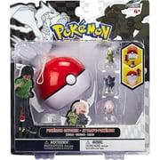 Pokemon Series 3 Catcher Zorua, Munna & Axew Figure 3-Pack